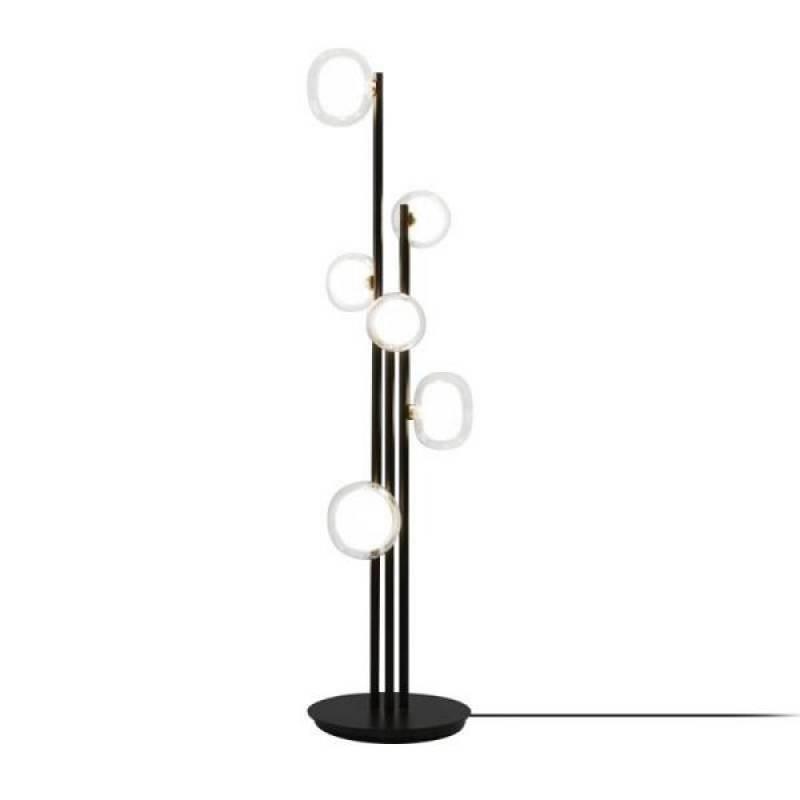Floor lamp 552.66-smoke