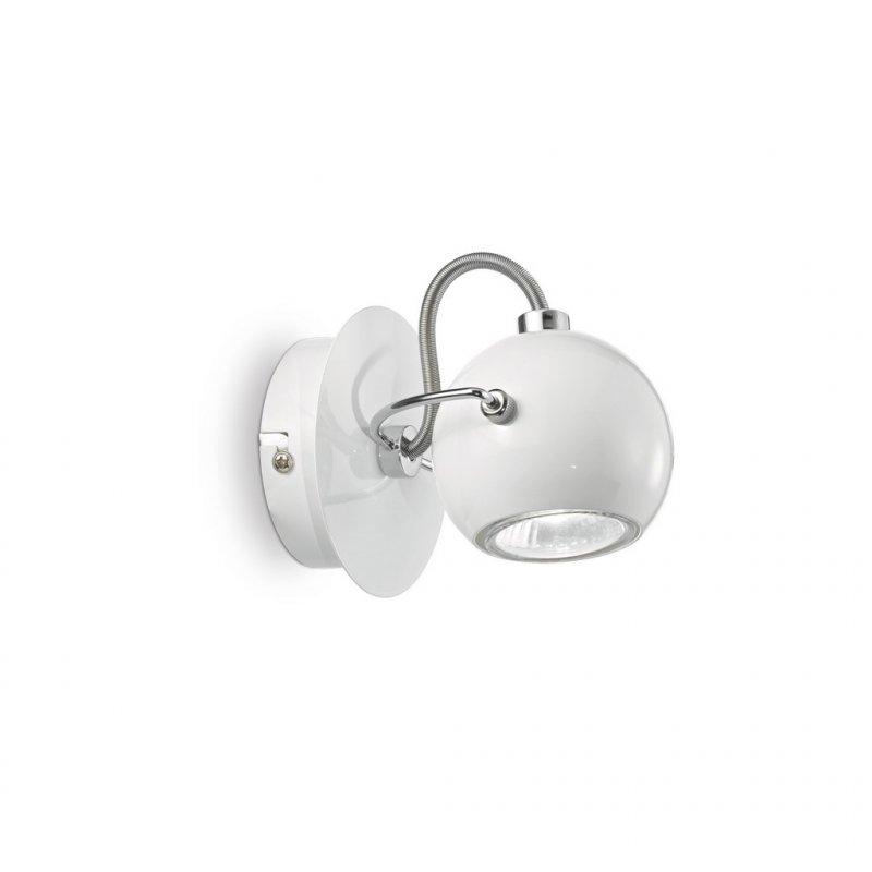 Wall lamp LUNARE AP1 Bianco