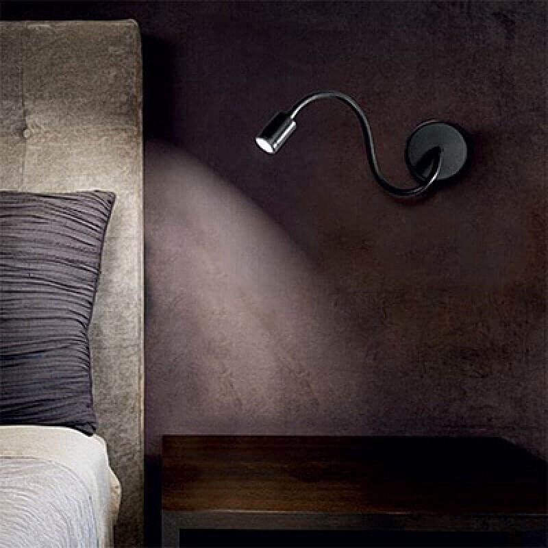 Wall lamp FOCUS-1 AP Cromo