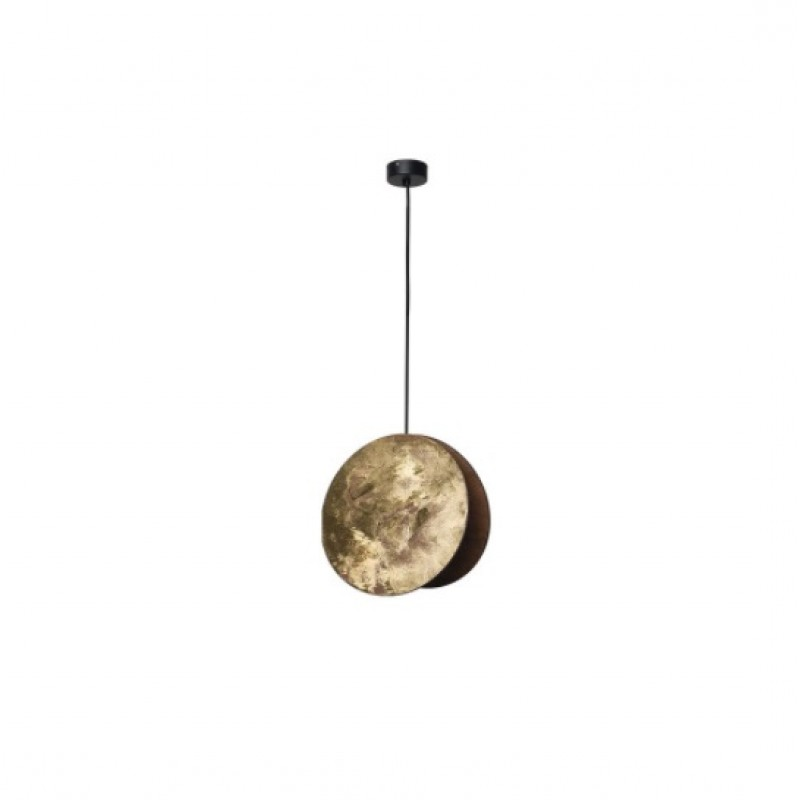 Pendant lamp Wheel 9028