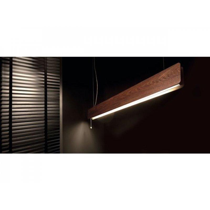 Pendant lamp Oslo Oak 9315