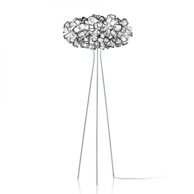 Floor lamp CLIZIA Black