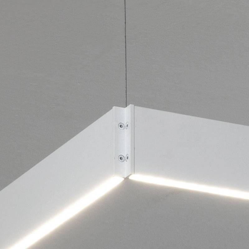 Pendant lamp - MANOLO 100х100