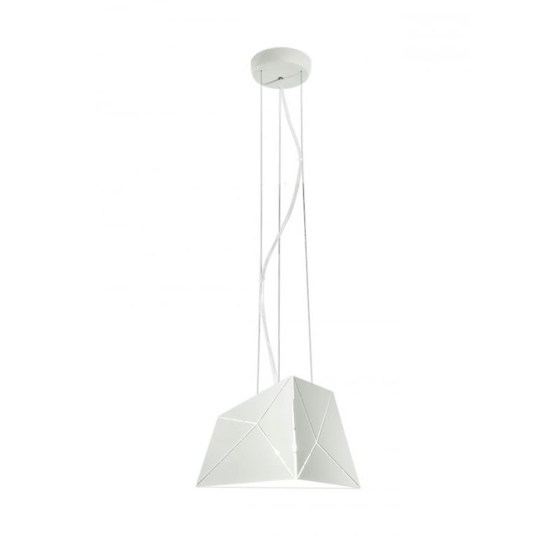 Pendant lamp SLIDE 45 White