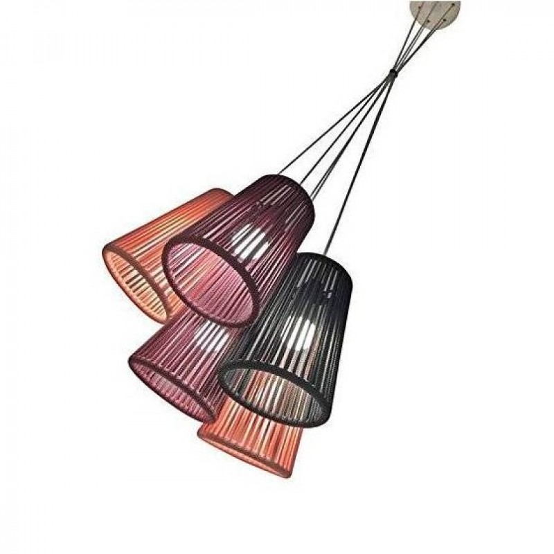 Pendant lamp - BOUQUET POP 6