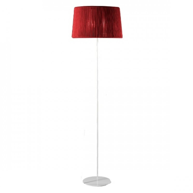 Floor lamp - DRUM Ø 50 cm