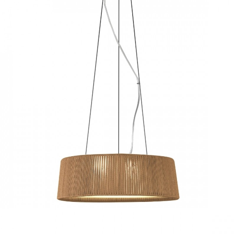 Pendant lamp - DRUM Ø 60 cm