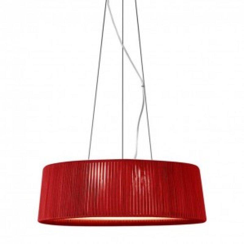 Pendant lamp - DRUM Ø 80 cm