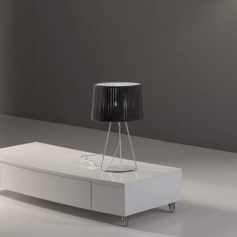 Table lamp - DRUM Ø 30 cm