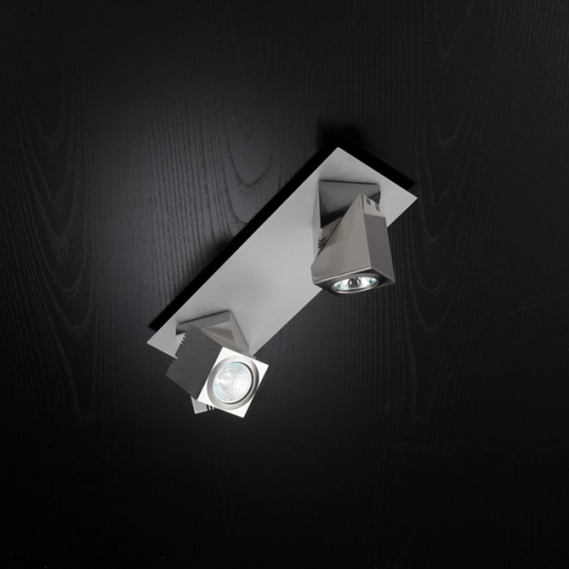 Ceiling-wall Pendant lamp PRACTYK 2