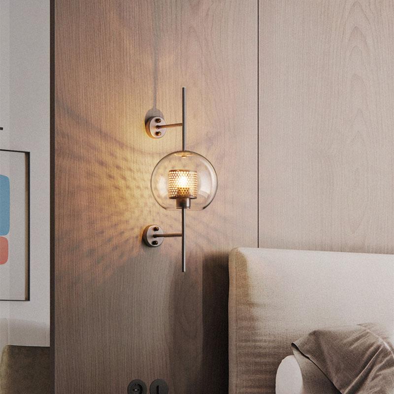 Wall lamp Iron Wall