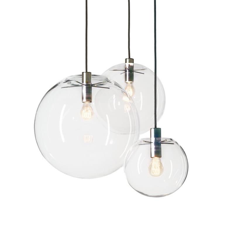 Pendant lamp Bubble P30 CR