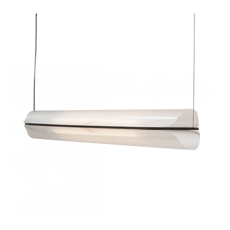 Pendant lamp Carbo line WH