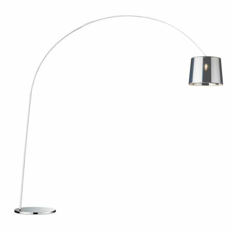 Floor lamp DORSALE PT1 Chrome