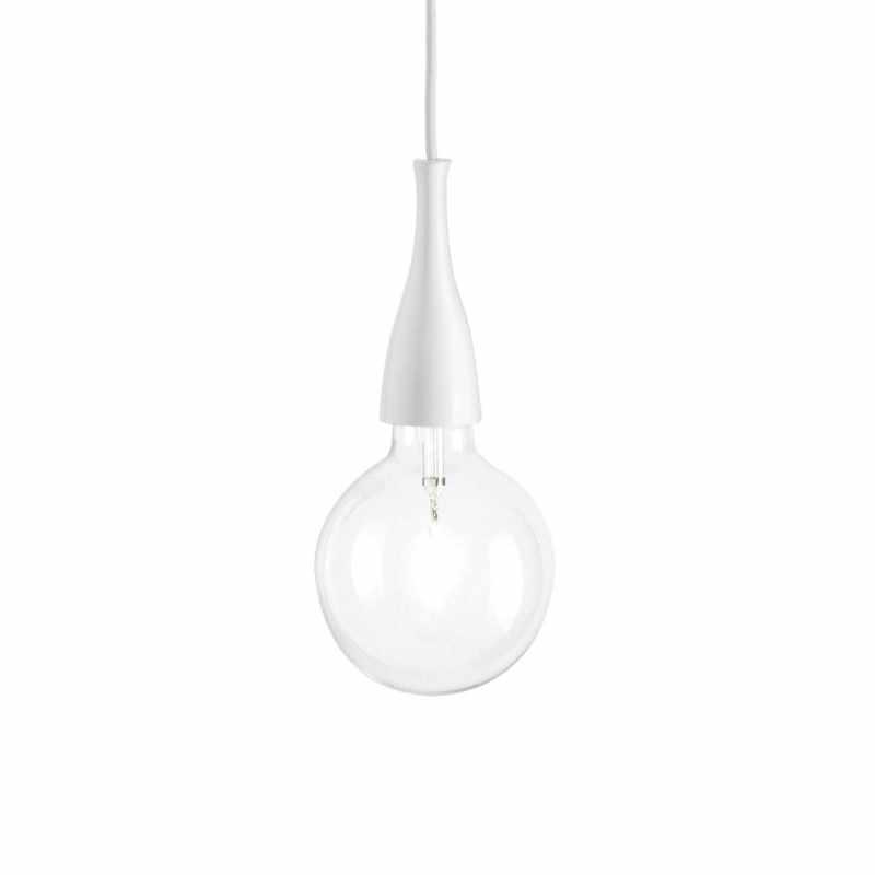 Pendant lamp MINIMAL SP1 White