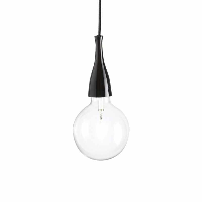 Pendant lamp MINIMAL SP1 Black