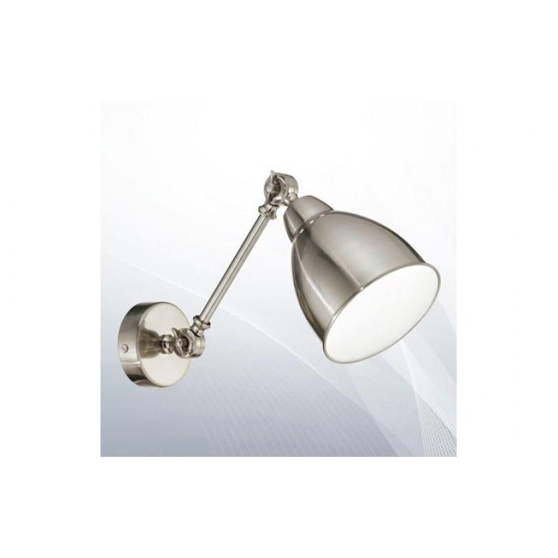 Wall lamp NEWTON AP1 Nickel