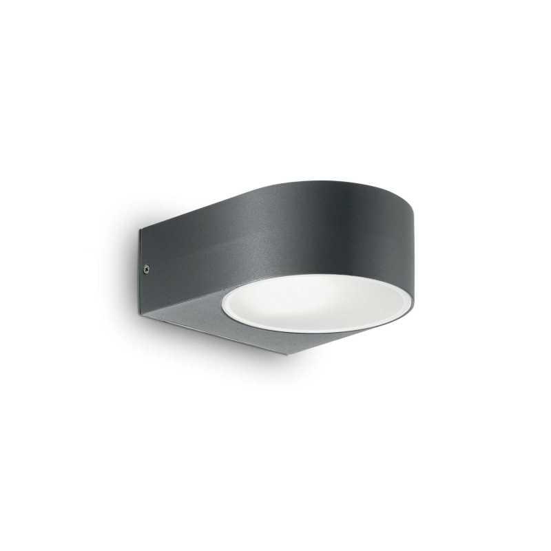 Ceiling-wall lamp IKO AP1 Anthracite