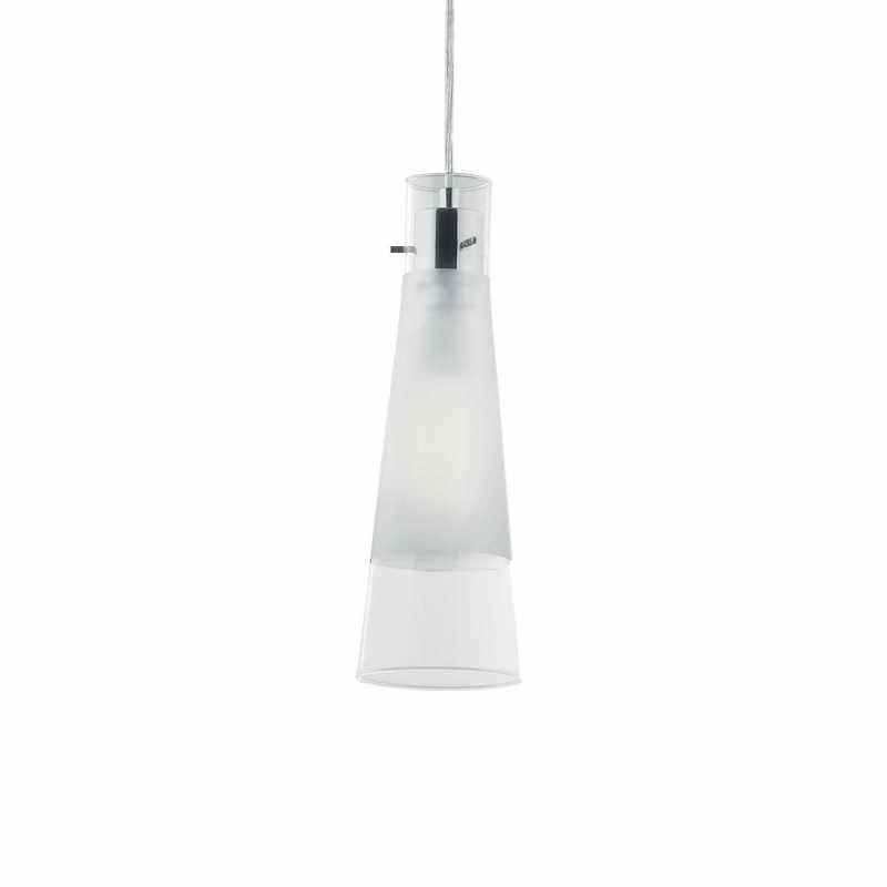Pendant lamp KUKY SP1 Transparente
