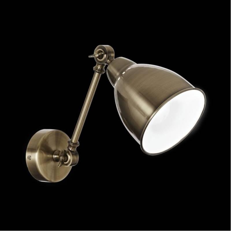 Wall lamp NEWTON AP1 Brunito