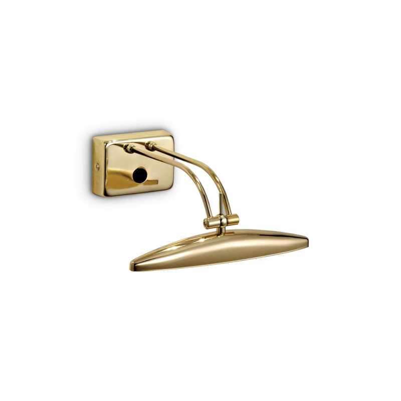 wall lamp MIRROR-20 AP2 Ottone