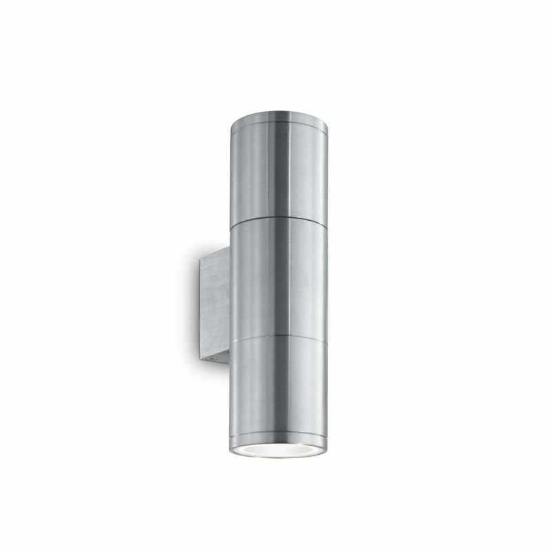 Ceiling-wall lamp GUN AP2 Small Alluminio