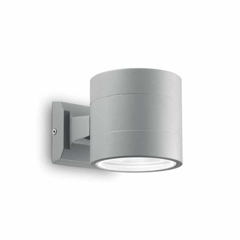 Ceiling-wall lamp SNIF ROUND AP1 Grey