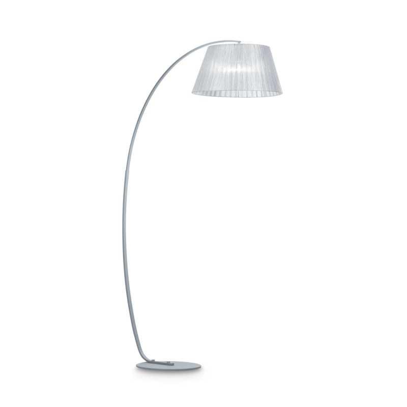 Floor lamp PAGODA PT1 Argento