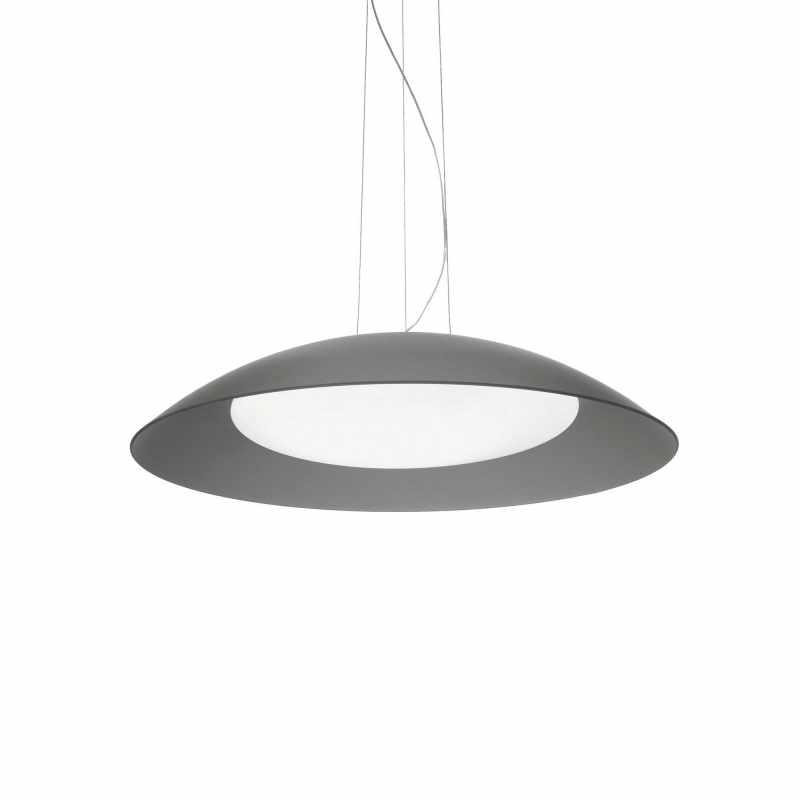 Pendant lamp LENA SP3 D64 Grey