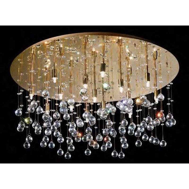 Ceiling lamp MOONLIGHT PL15 Gold