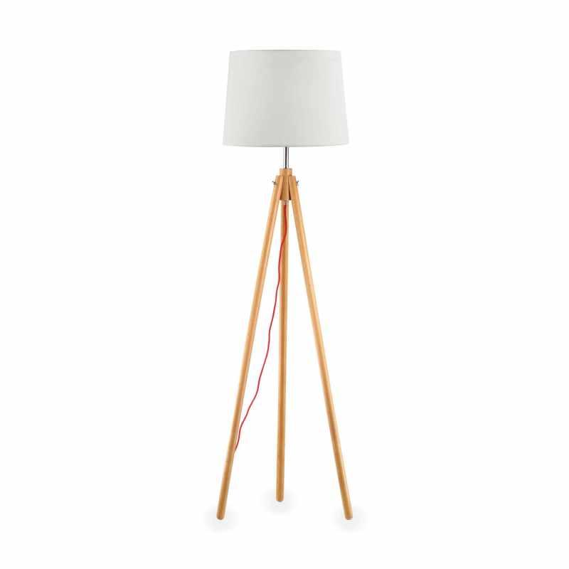 Floor lamp YORK PT1 Wood