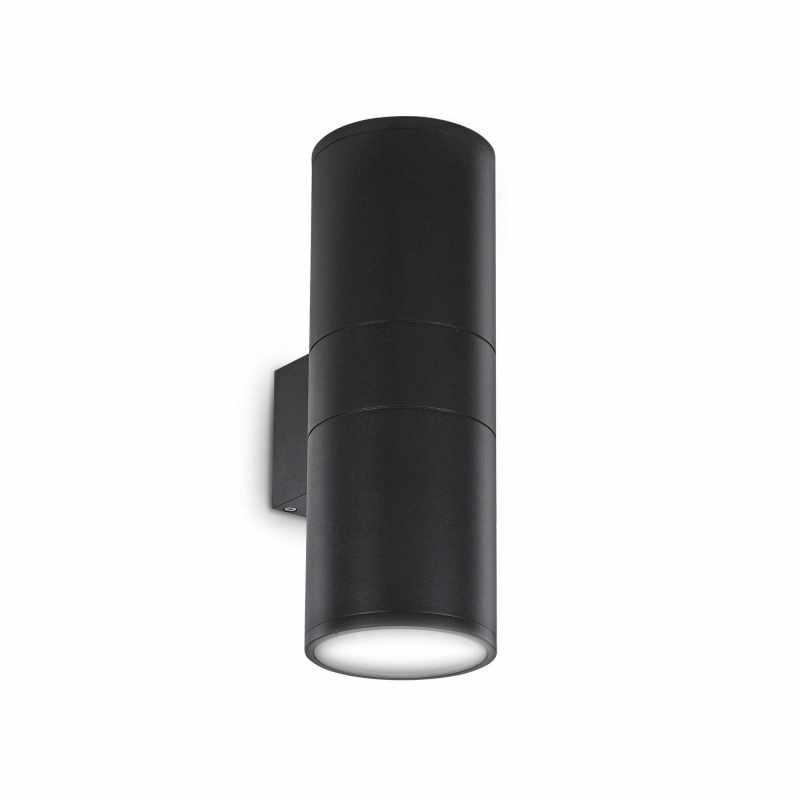Ceiling-wall lamp GUN AP2 Big Black