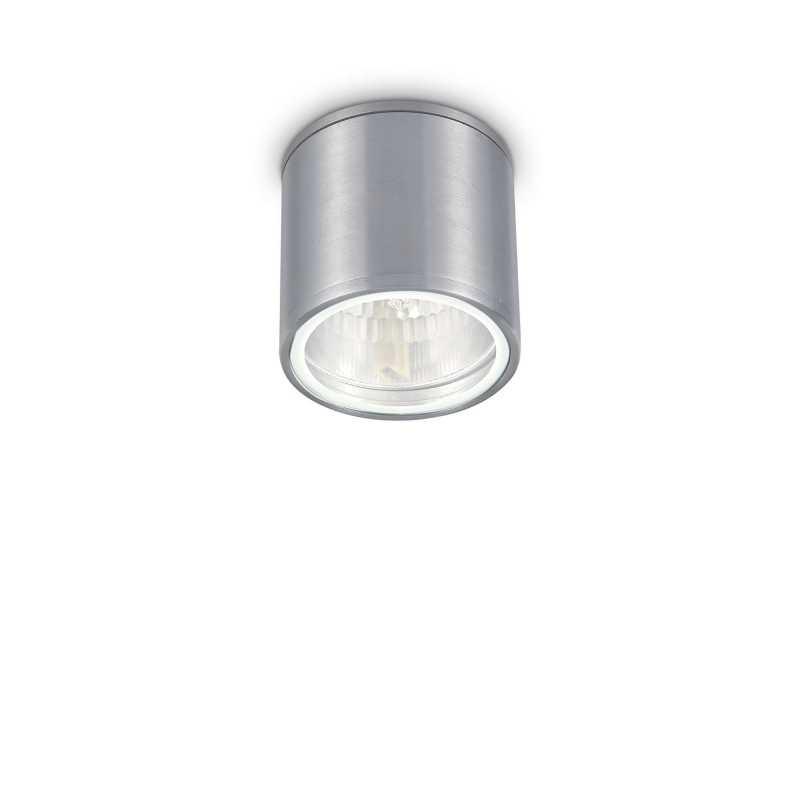 Ceiling-wall lamp GUN PL1 Alluminio