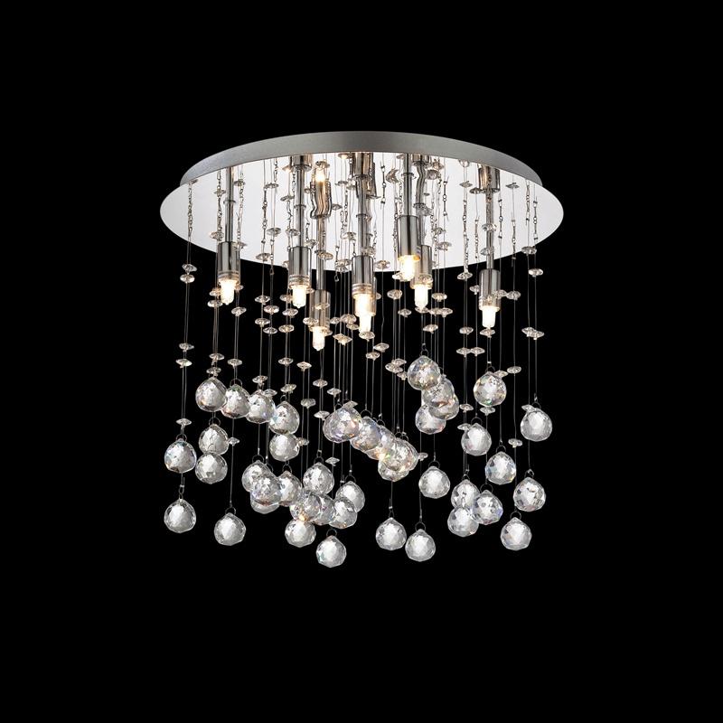 Ceiling lamp MOONLIGHT PL5 Chromo