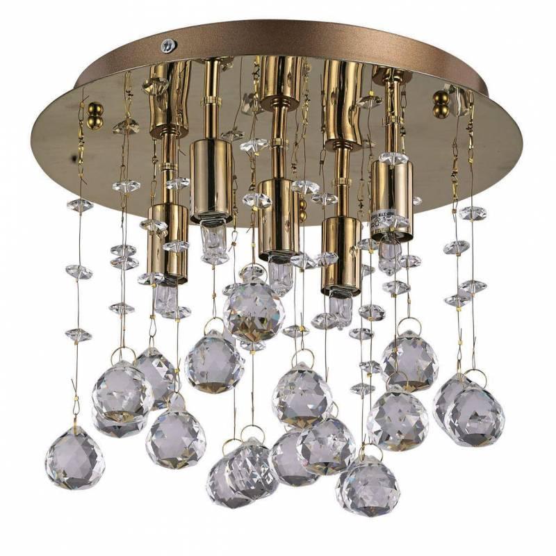 Ceiling lamp MOONLIGHT PL5 Gold