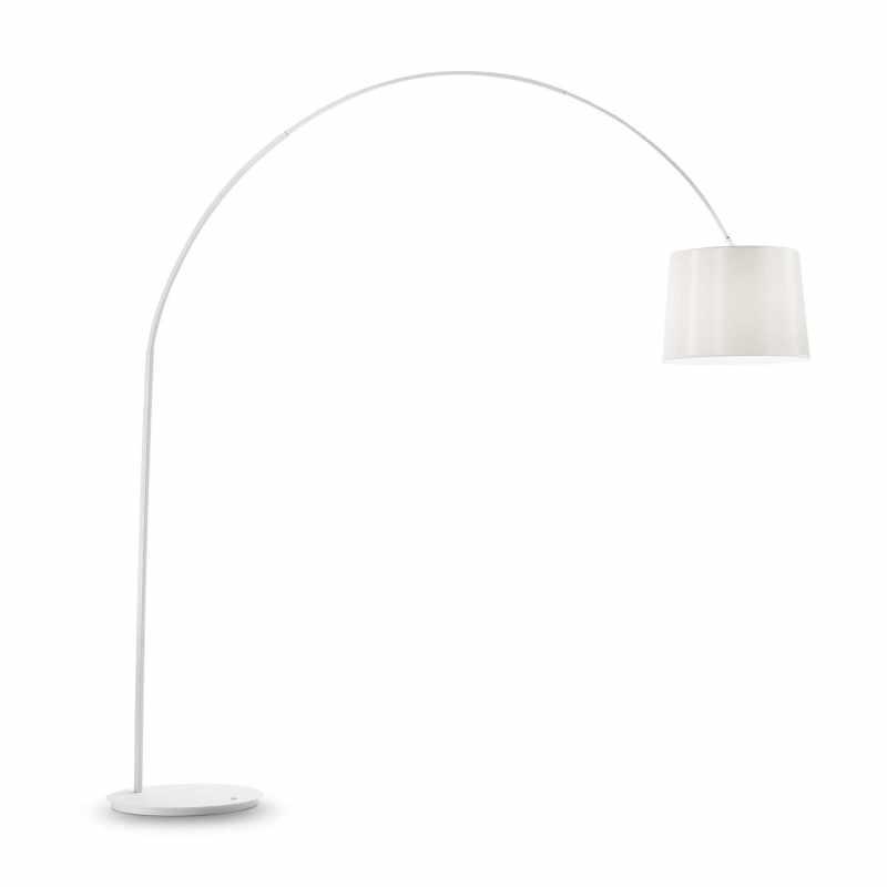 Floor lamp Total White