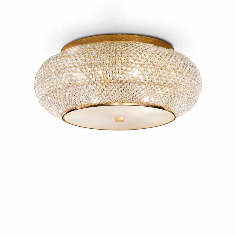 Ceiling lamp PASHA PL10 Gold