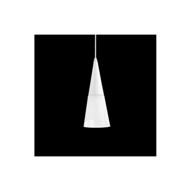 Pendant lamp - CONO SP1 Ø 15 cm White