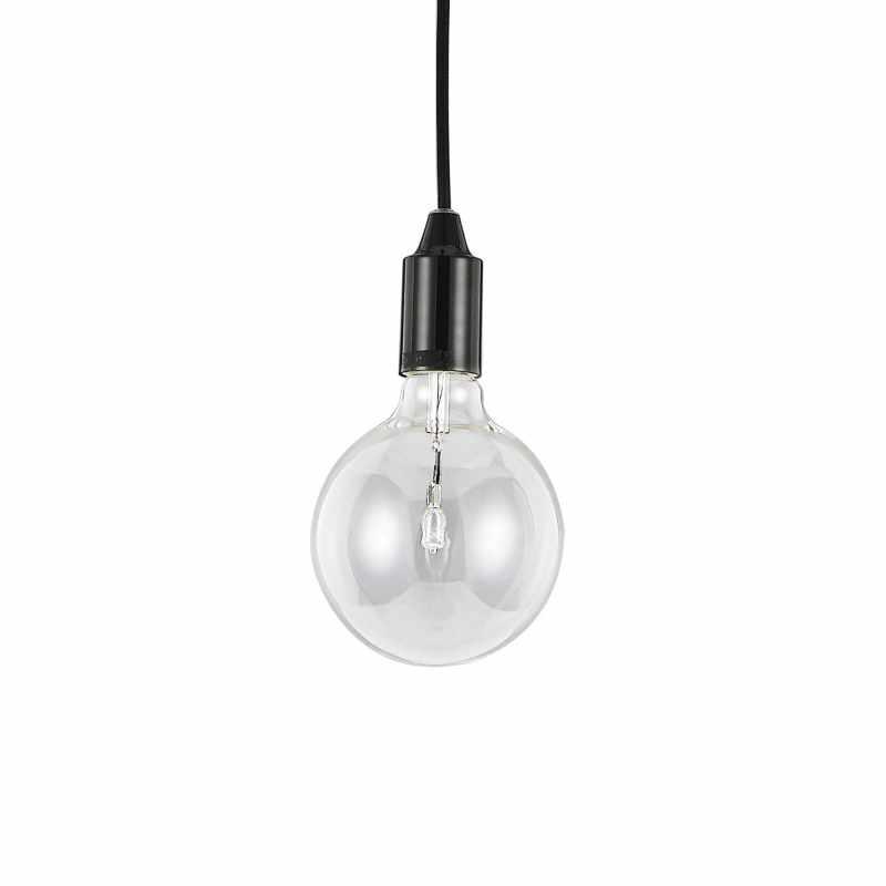 Pendant lamp EDISON SP1 Black