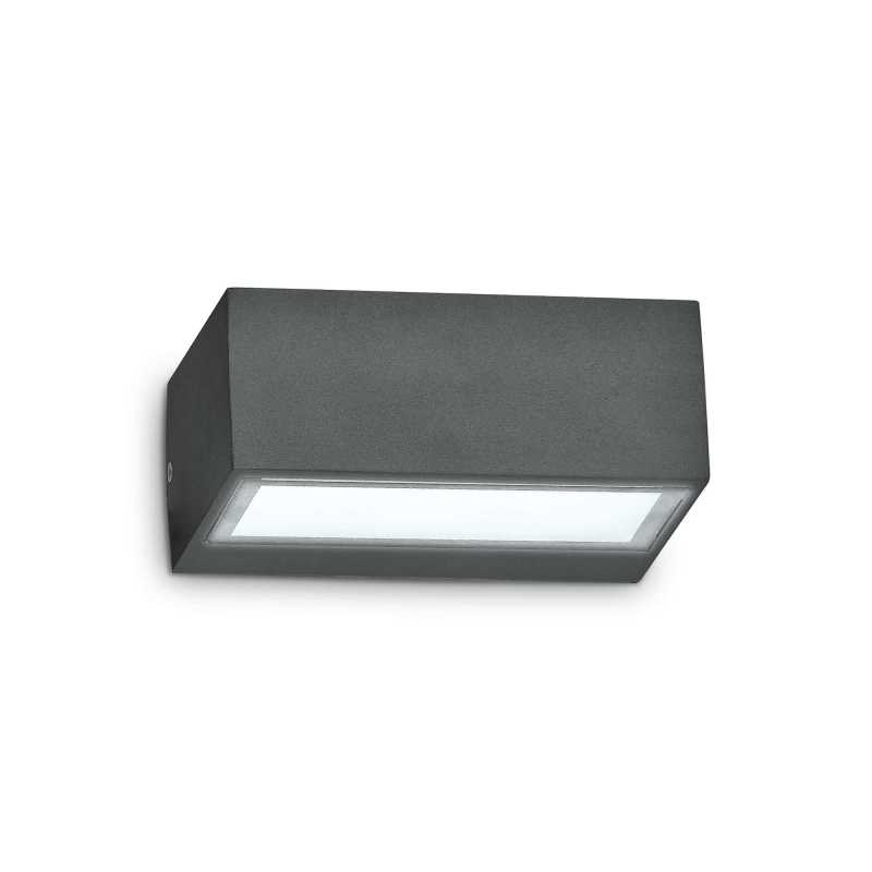 Ceiling-wall lamp TWIN AP1 Anthracite