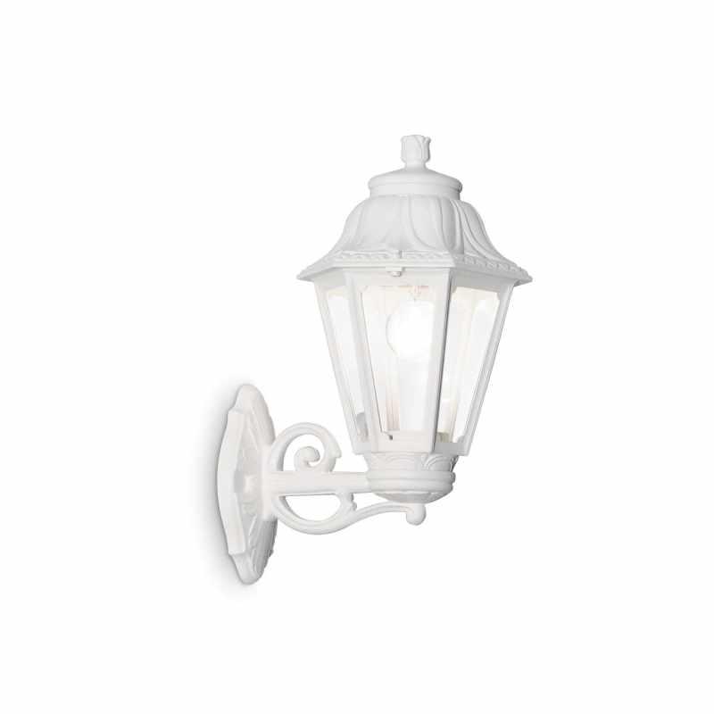 Ceiling - wall lamp ANNA AP1 Big White