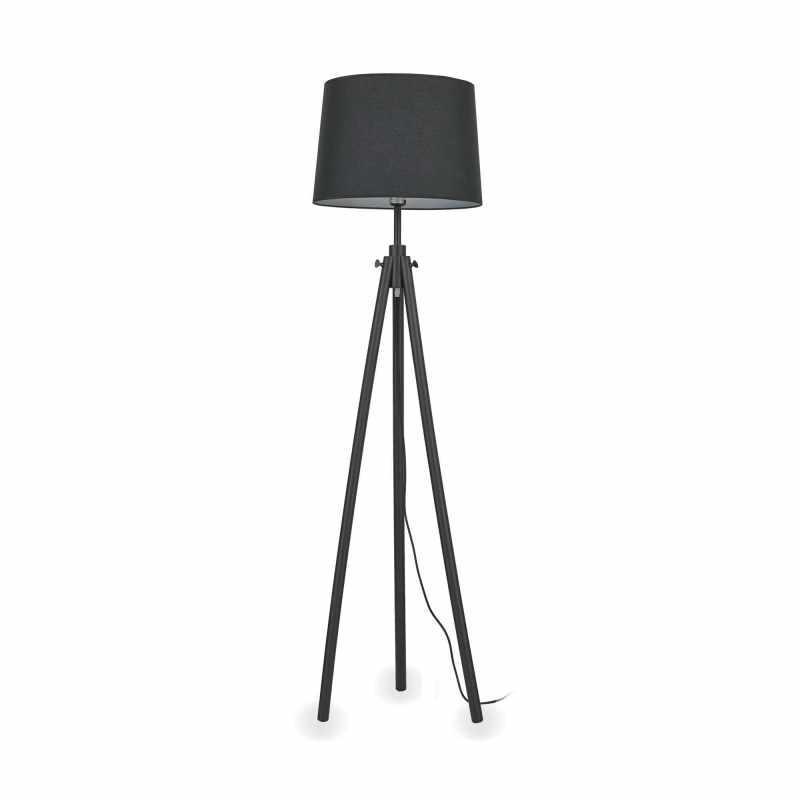 Floor lamp YORK PT1 Black