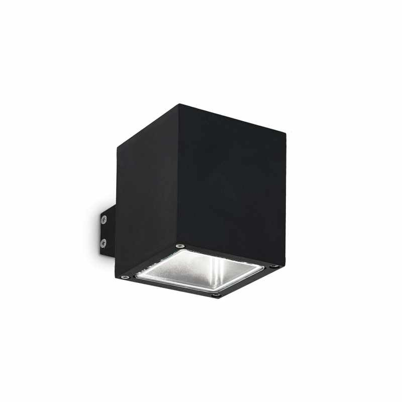 Ceiling-wall lamp SNIF SQUARE AP1 Black