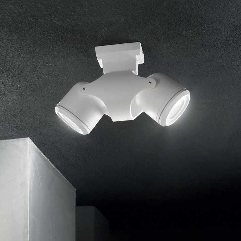 Ceiling-wall lamp XENO PL2 White