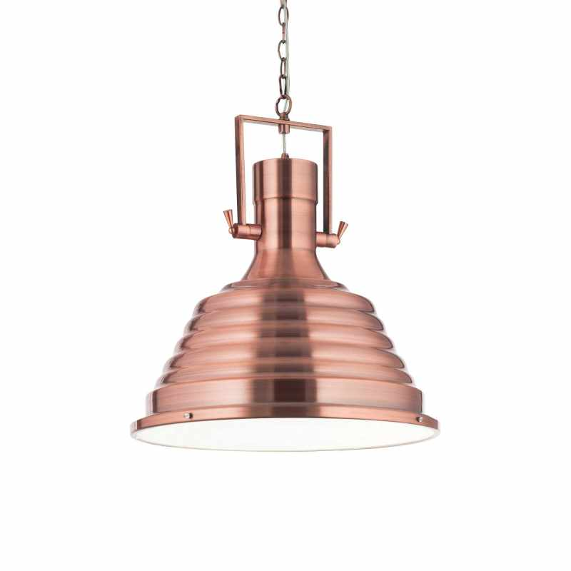 Pendant lamp FISHERMAN SP1 D48 Copper