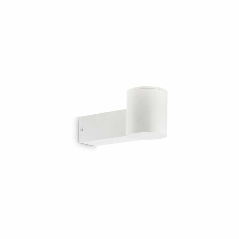Ceiling - wall lamp CLIO MAP1 White