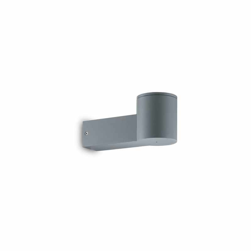 Ceiling - wall lamp CLIO MAP1 Grey