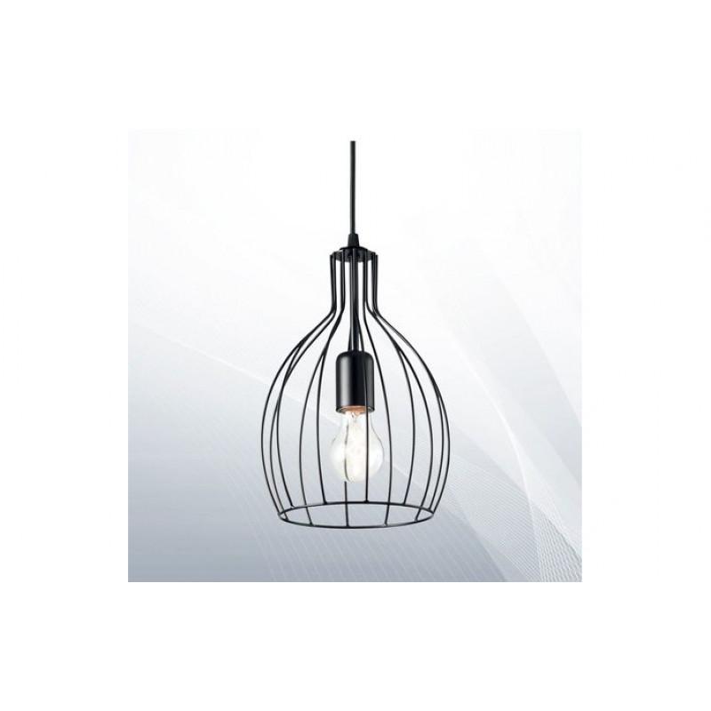 Pendant lamp AMPOLLA-2 SP1 Black