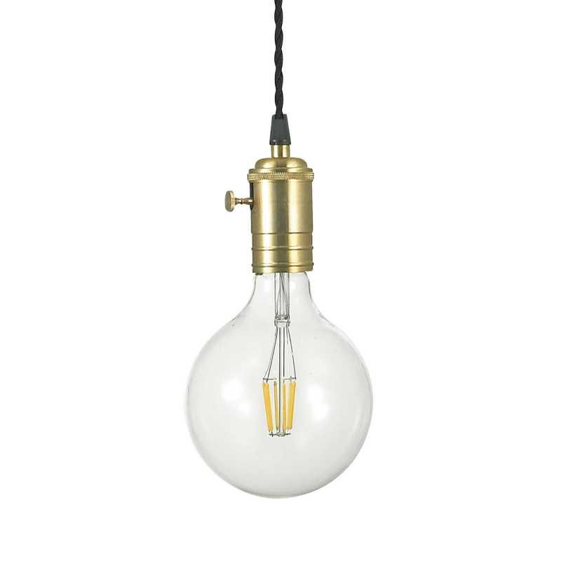 Pendant lamp - DOC SP1 Ø 10 cm Gold