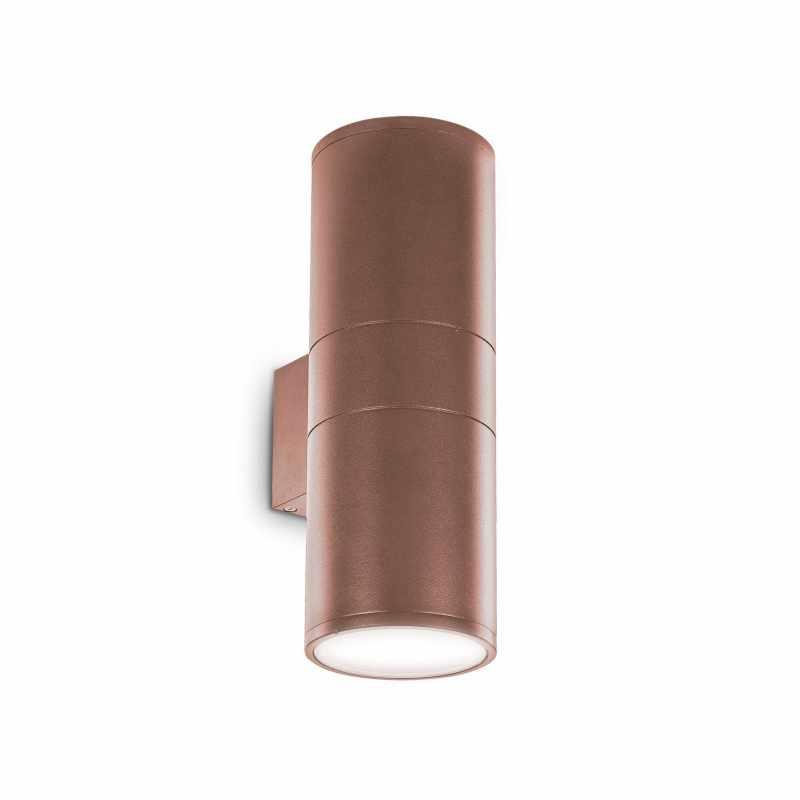 Ceiling-wall lamp GUN AP2 Big Coffee